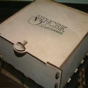 Kutija za kolače, svatovski kolači
