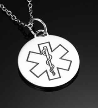 Medical-Alert-ID-Tag